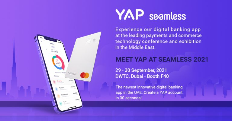 Meet YAP at Seamless Middle East 2021